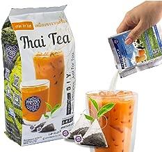 MezzoX Healthy Thai Tea Great tasting milk tea and full of antioxidants (Original Pack (5 Servings))