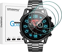(3 Pack) Orzero Tempered Glass Screen Protector Compatible for Diesel Full Guard 2.5 2018 Released, 2.5D Arc Edges 9 Hardness HD Anti-Scratch Bubble-Free (Lifetime Replacement Warranty)