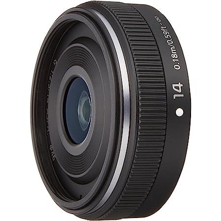 パナソニック 単焦点 広角レンズ マイクロフォーサーズ用 ルミックス G 14mm/F2.5 ASPH. ブラック H-H014A-K