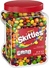 Skittles Original Fruit Candy Pantry-Size, 54 Ounce Jar