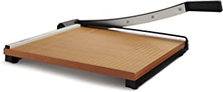 X-ACTO Paper Cutter Guillotine | Commercial Grade Guillotine Paper Cutter,  Heavy Duty, Square (15x15)