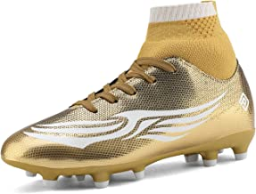 youth gold cleats cheap online