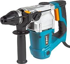 Bort BHD-1000-TURBO martillo perforador. 800 W, diámetro 26 mm, SDS-Plus, 3 taladros, 2 cinceles, maleta.