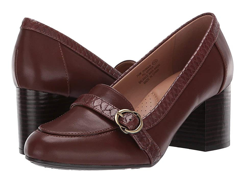 A2 by Aerosoles Domain (Mid Brown Combo) Women