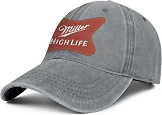 miller high life cowboy hat
