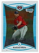 Hassan Pena (Baseball Card) 2008 Bowman Chrome Prospects #BCP232 Mint