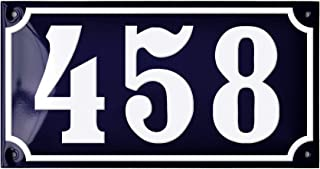 Best french house number signs Reviews