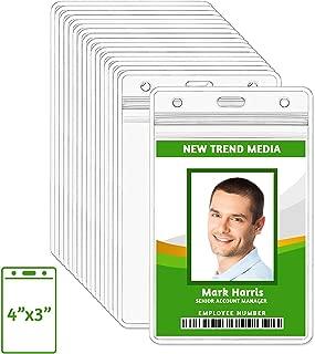 Best heavy duty id badge holder Reviews