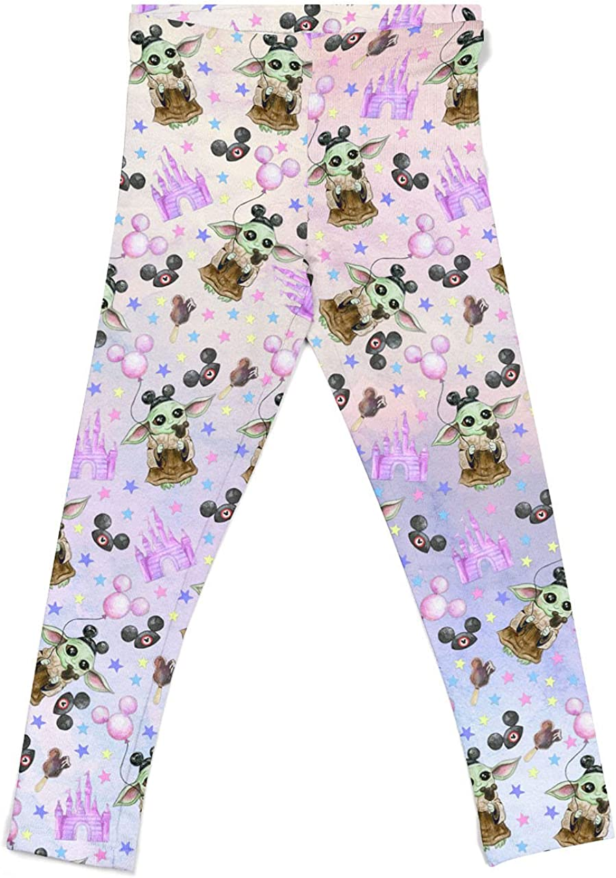Girls' Leggings - The Asset Goes to Disney SW Inspired Watercolor