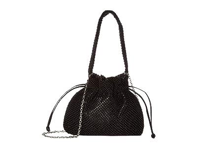 Jessica McClintock Darcey (Black) Handbags