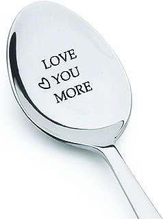 Husband birthday ! husband gift !Spoon gifts ! husband wedding gift ! Phrasing -