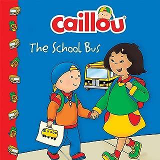 Best caillou's school bus Reviews