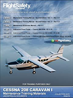 Cessna Grand Caravan 208 Maintenance Trainig Materials
