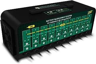 Battery Tender 10-Bank 6V/12V, 4A Selectable Battery Charger