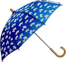 Colourful Monster Trucks Umbrella