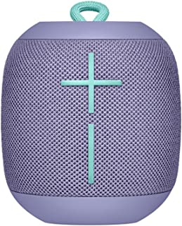 UE WONDERBOOM Super Portable Waterproof Bluetooth Speaker - Lilac