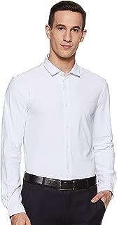Louis Philippe Ath.Work Men's Slim fit Formal Shirt