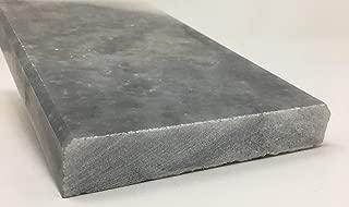 Vogue Tile Ocean Grey Marble Bardiglio Threshold (Marble Saddle) - Honed - (6