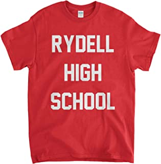 As Seen In Grease T Shirt - Rydell High School S-5Xl and Lady Fit Available