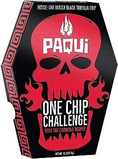 Paqui One Chip Challenge 2019