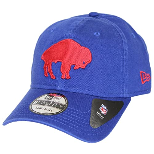 New Era Buffalo Bills 9Twenty NFL Throwback Core Classic Adjustable Hat -  Blue ff58deba4