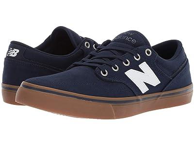 New Balance Numeric AM331 (Navy/Gum) Men