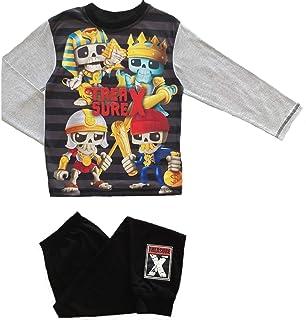 Treasure X Skeleton Chicos Pijamas 7-8 años