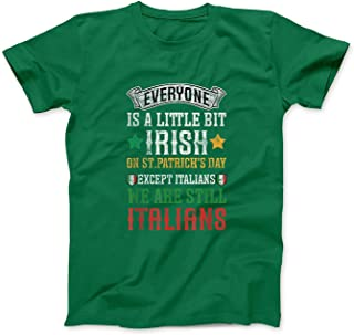 Mint Mama Irish Italians St Patricks Day Gift T-Shirt