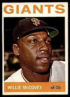1964 baseball cards