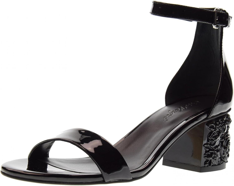 CRIS VERGRE' shoes Woman Sandals H5202N Black