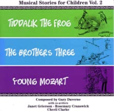 Young Mozart: Storyteller / Tom Stone Is a Young Man Who Loves Music