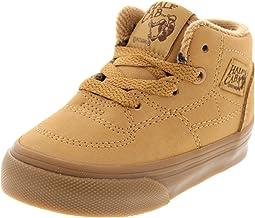 VANS - Sneaker HALF CAB vansbuck light gum