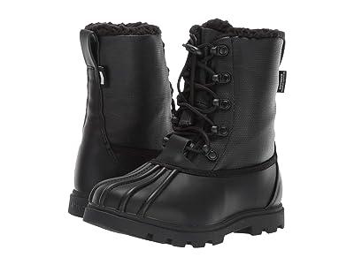 Native Kids Shoes Jimmy 3.0 Treklite (Little Kid) (Jiffy Black/Jiffy Black) Kids Shoes