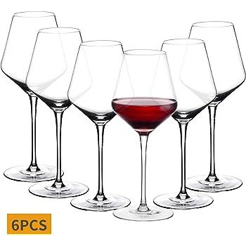 Connoisseur Wine Glasses, 490ml, Set