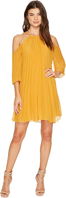 BB Dakota - Gretel Pleated Shift Dress
