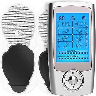 Tens Ems Electroestimulador, Electroestimulador Digital Muscular, Mini Masajeador Y Estimulador, Electrodos Para Tens, Electroestimulador Tens, Gimnasia Pasiva, Electroestimulacion, Tens Fisioterapia