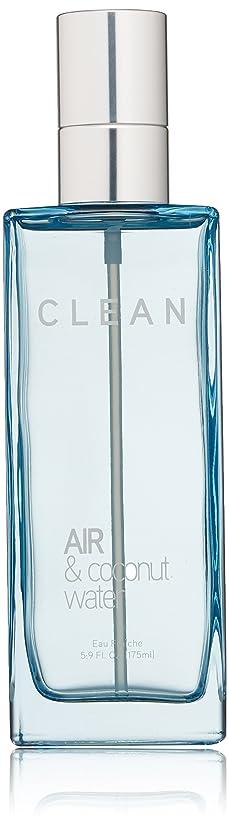 魅力的であることへのアピール露骨な代数クリーン Clean Air & Coconut Water Eau Fraiche Spray 175ml/5.9oz並行輸入品
