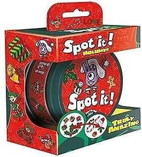 Spot it Mini Holiday Tin