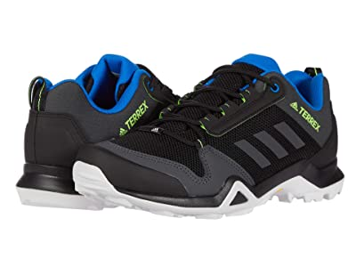 adidas Outdoor Terrex AX3 (Black/DGH Solid Grey/Signal Green) Men