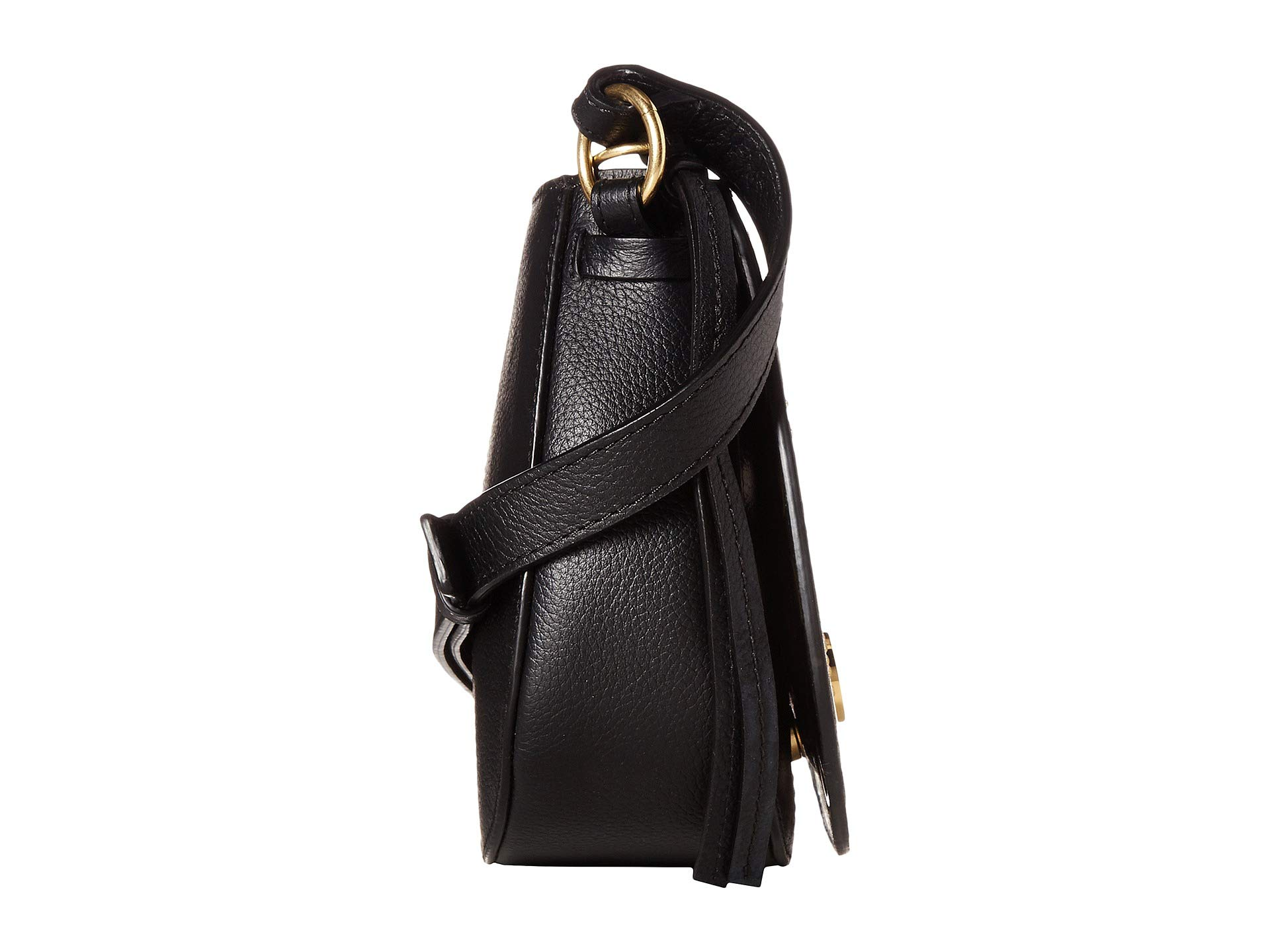 See Kriss Saddle Black Bag Mini By Chloe rq0wIx4ZrE
