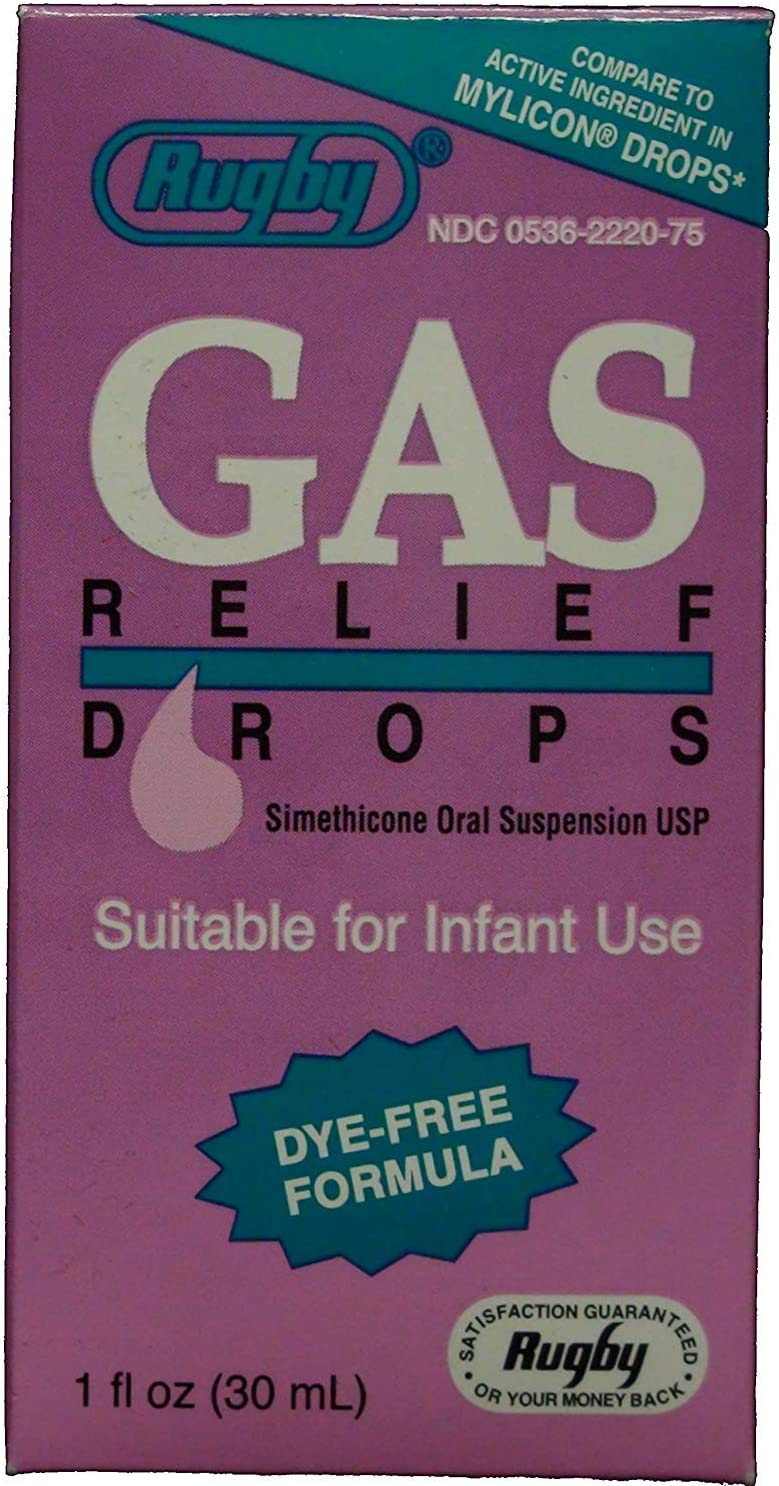 Max 50% OFF GAS RELIEF Long-awaited DROPS RUG 1 OZ Size: