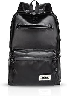 70c224dd2 FANDARE USB Backpack Unisex Commuter Large Capacity Rucksack School Bag PU