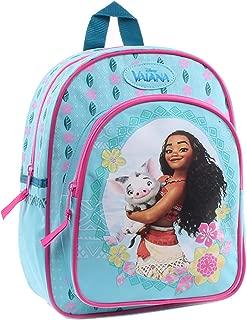 Disney Vaiana Backpack Children's School Bag,Official Licensed