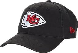NFL Core Classic 9TWENTY Adjustable Cap - Kansas City Chiefs