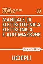 Scaricare Libri Manuale di elettrotecnica, elettronica e automazione PDF