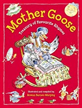 Mother Goose: Treasury of Favourite Rhymes