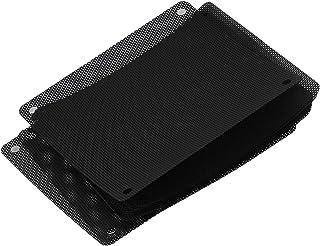 جراب شبكي لمبرد الكمبيوتر 120 مم من RDEXP عبوة من 10 قطع