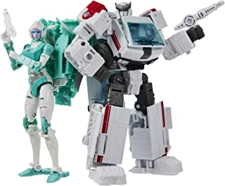 Transformers Generations War for Cybertron Galactic Odyssey Collection Paradron Medics 2-Pack, AMAZON EXCLUSIVE, Ages 8 an...