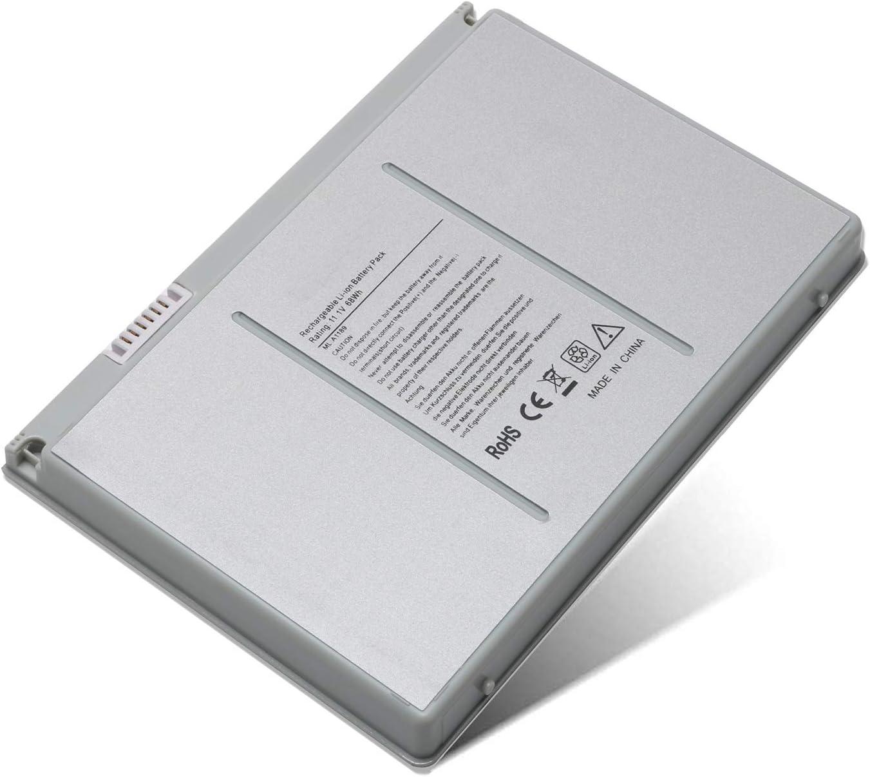 New A1189 Laptop Battery for Apple MacBook Pro 17-inch Series A1151 A1212 A1261 A1229 MA458 MA458/A MA458G/A MA458J/A MA092 MA611 MB166B/ ;MacBook Pro 17