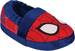 Image of Blue and Red Spider-Man Slippers for Boys and Toddler Boys